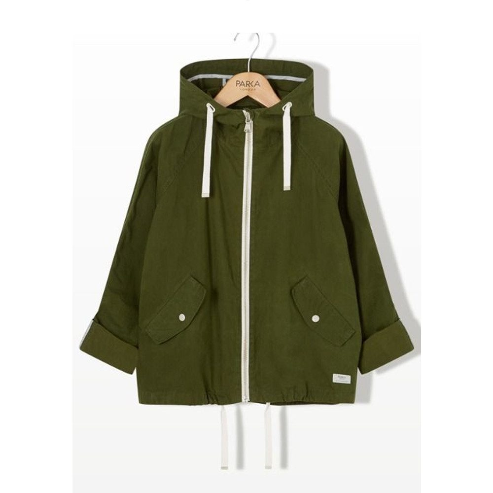 Margot Lightweight Jacket - Rifle Green