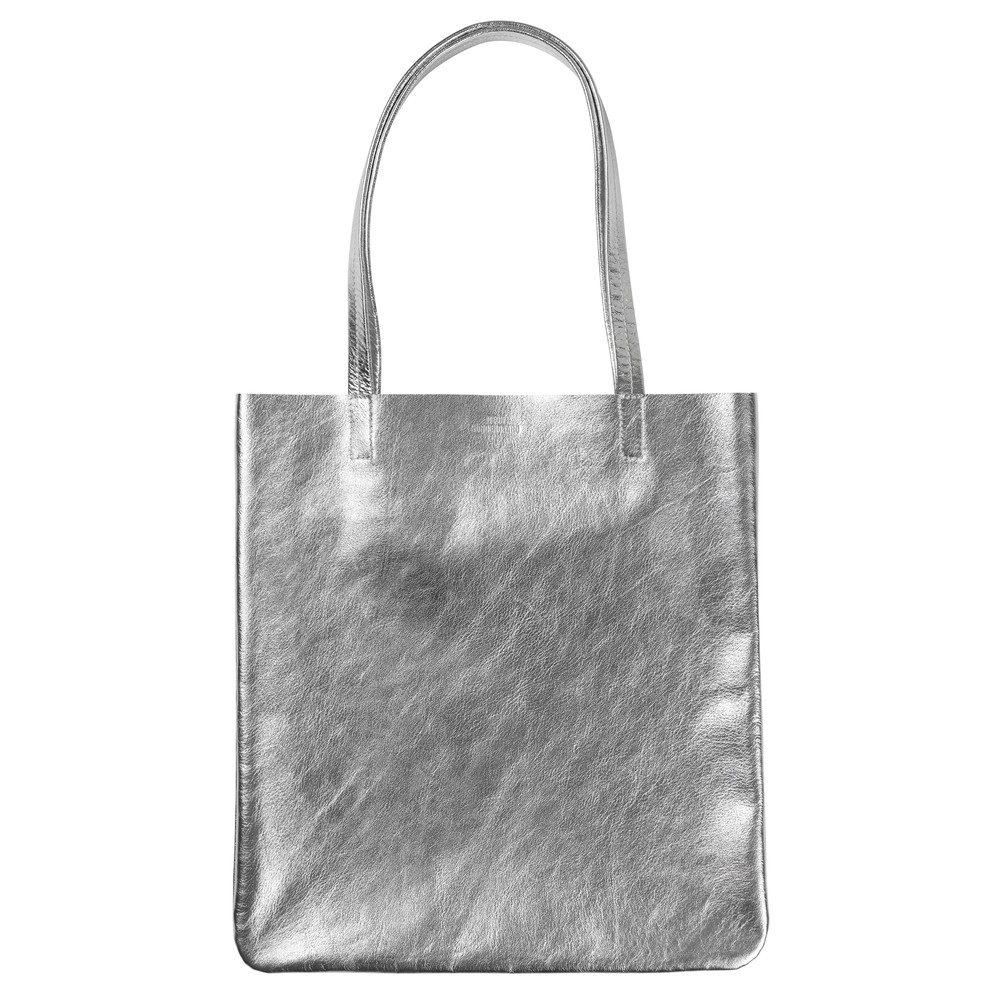 Mellu Glitz Tote Bag - Silver Grey