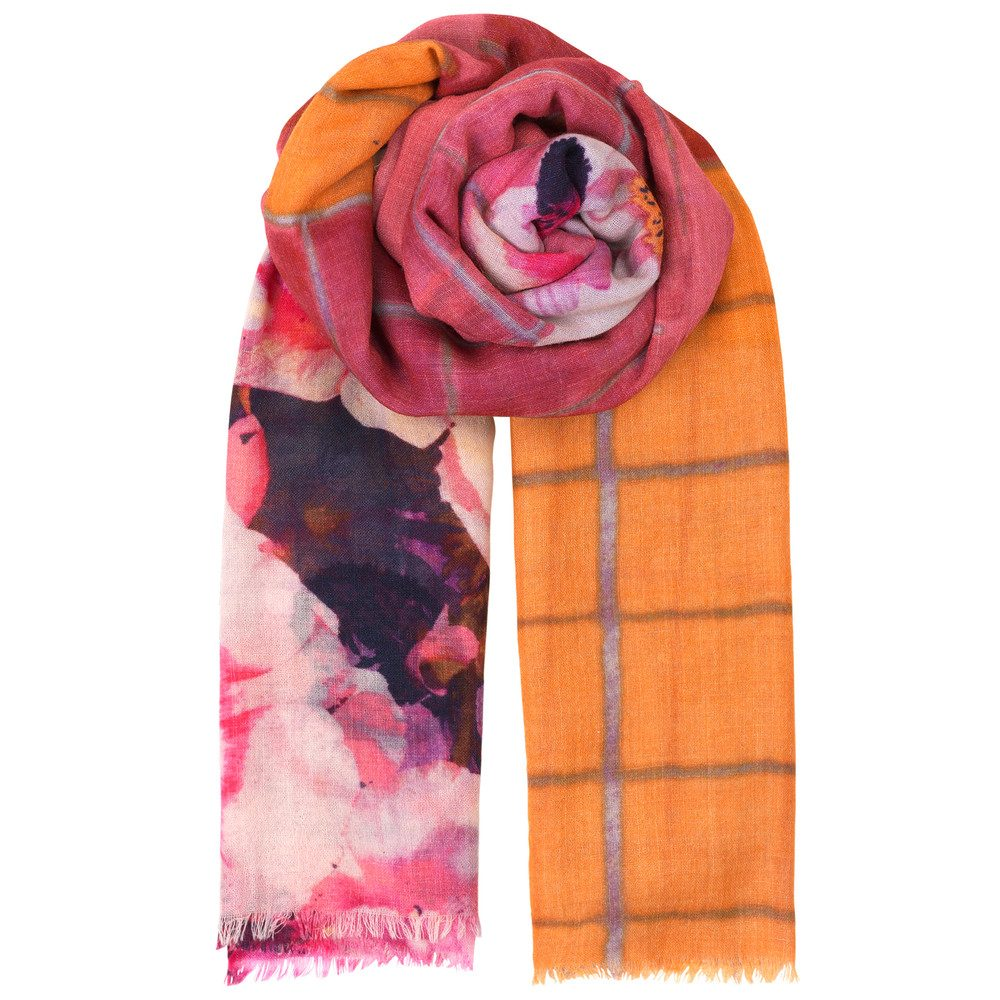Door Wool Scarf - Morning Glory