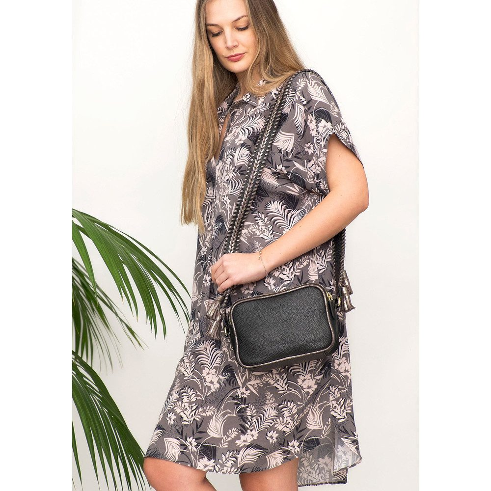 Beatrice Dress - Pilea Print