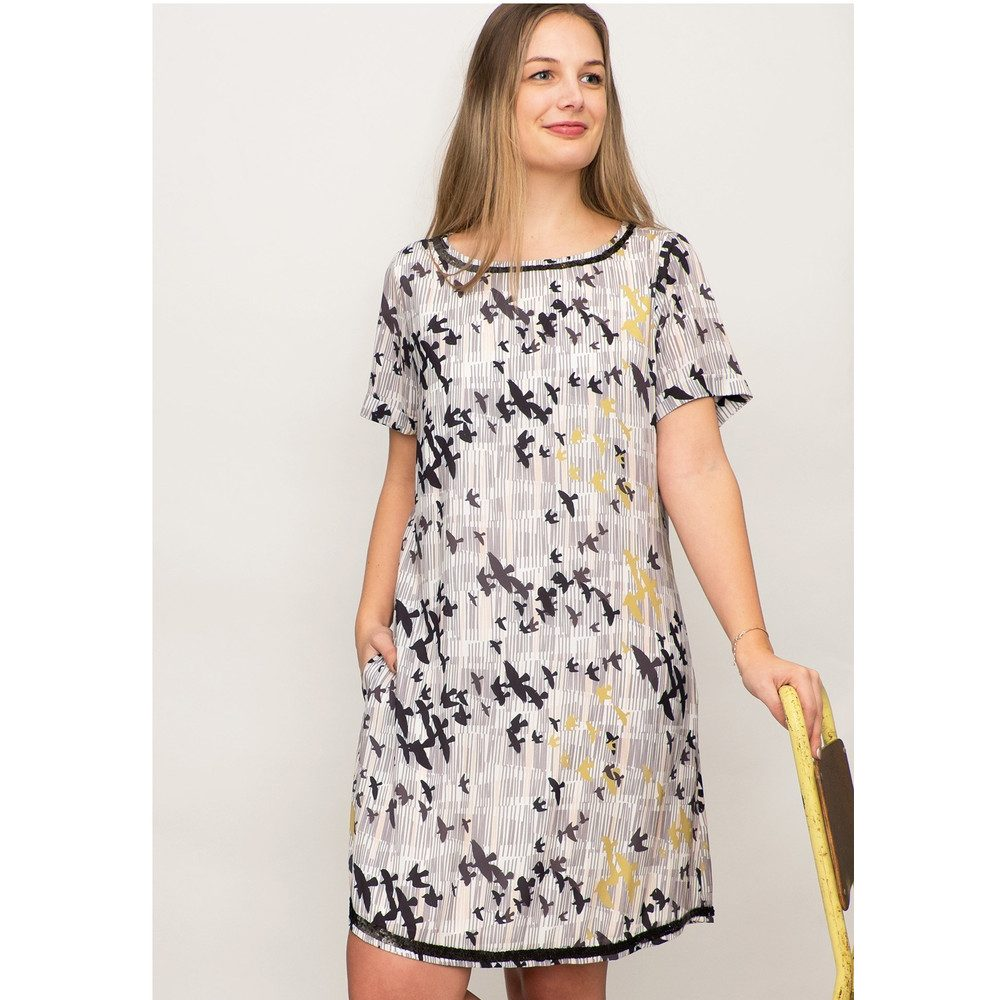 Nooki Dress - Monteray