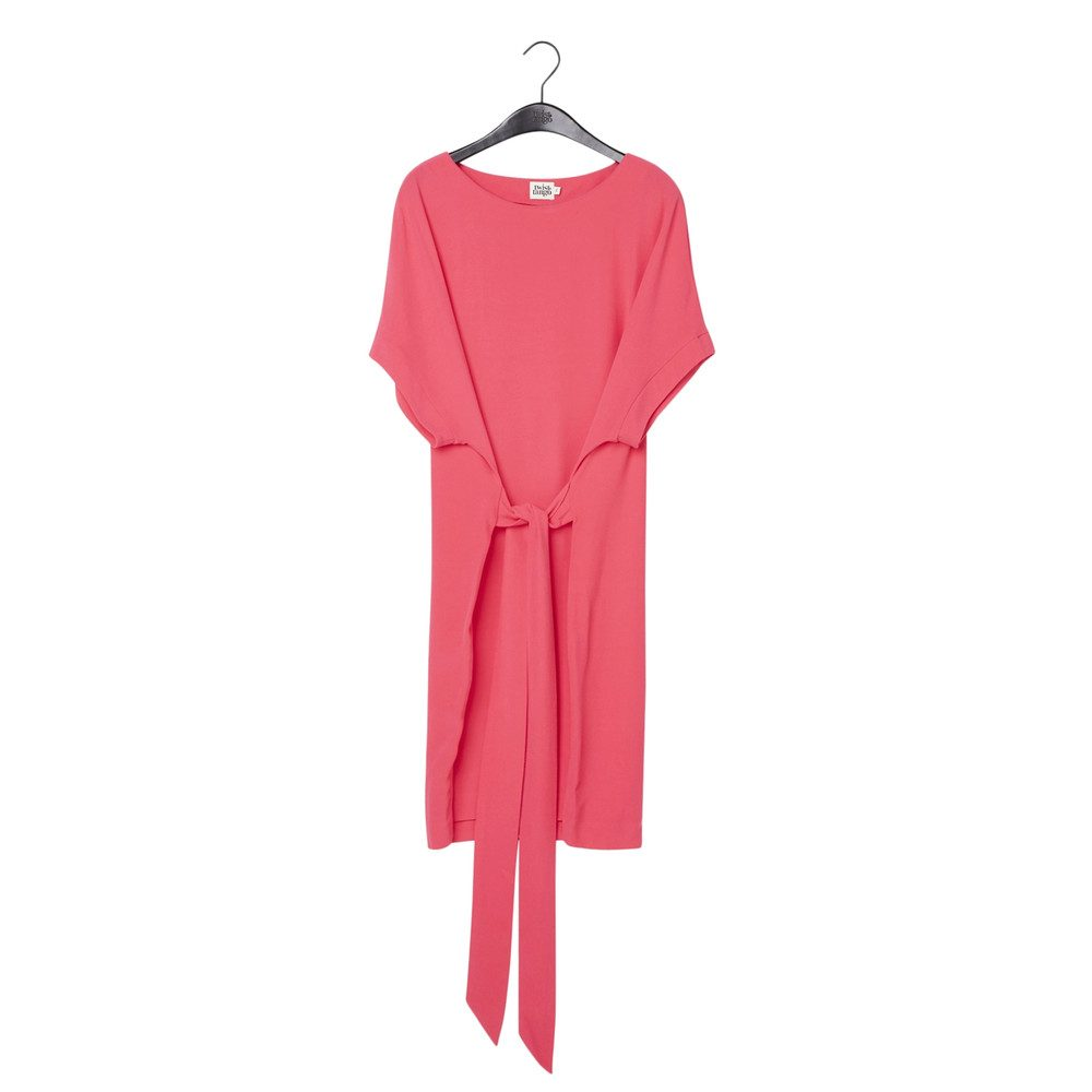 Gabriella Dress - Cerise