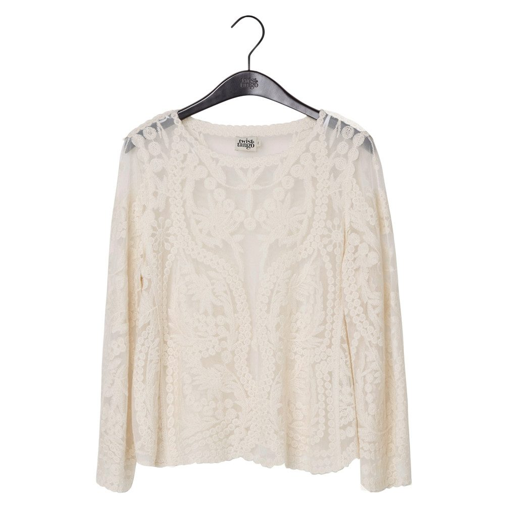 Selina Blouse - Off White