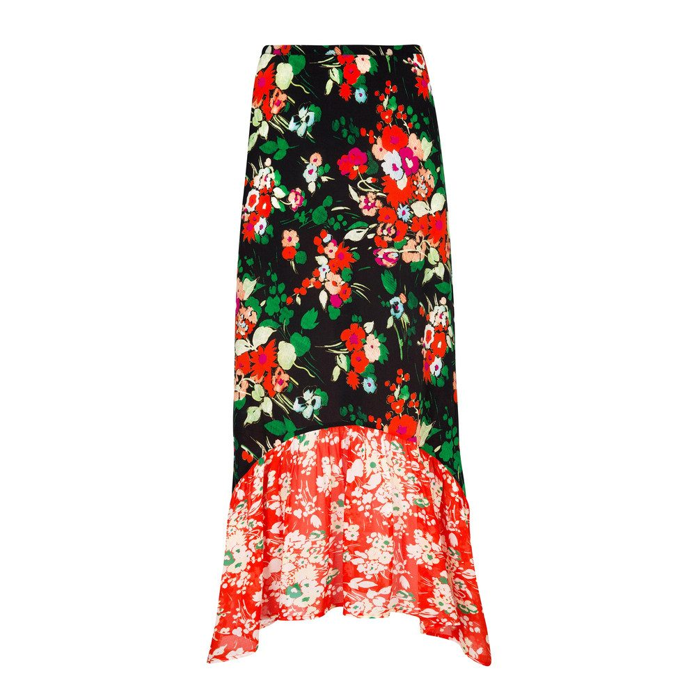 Leandra Skirt - Bunch Floral