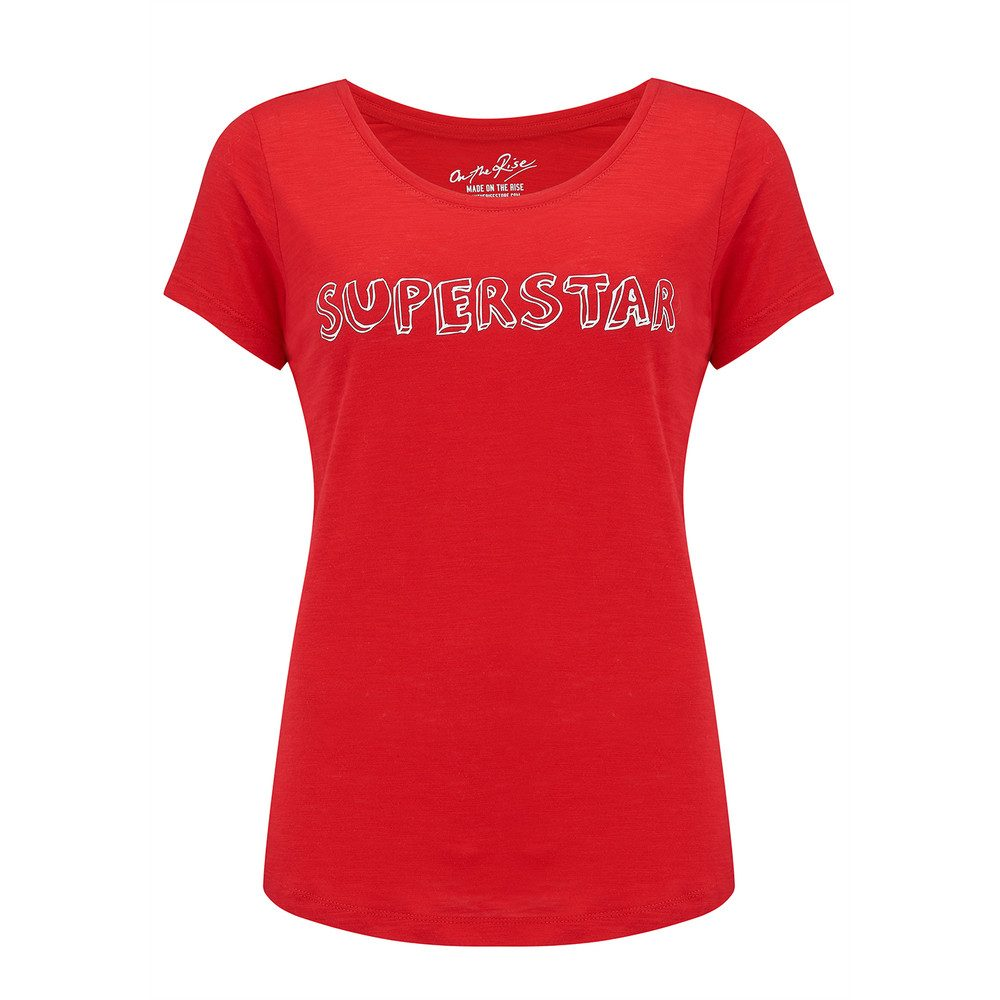 Superstar Tee - Red
