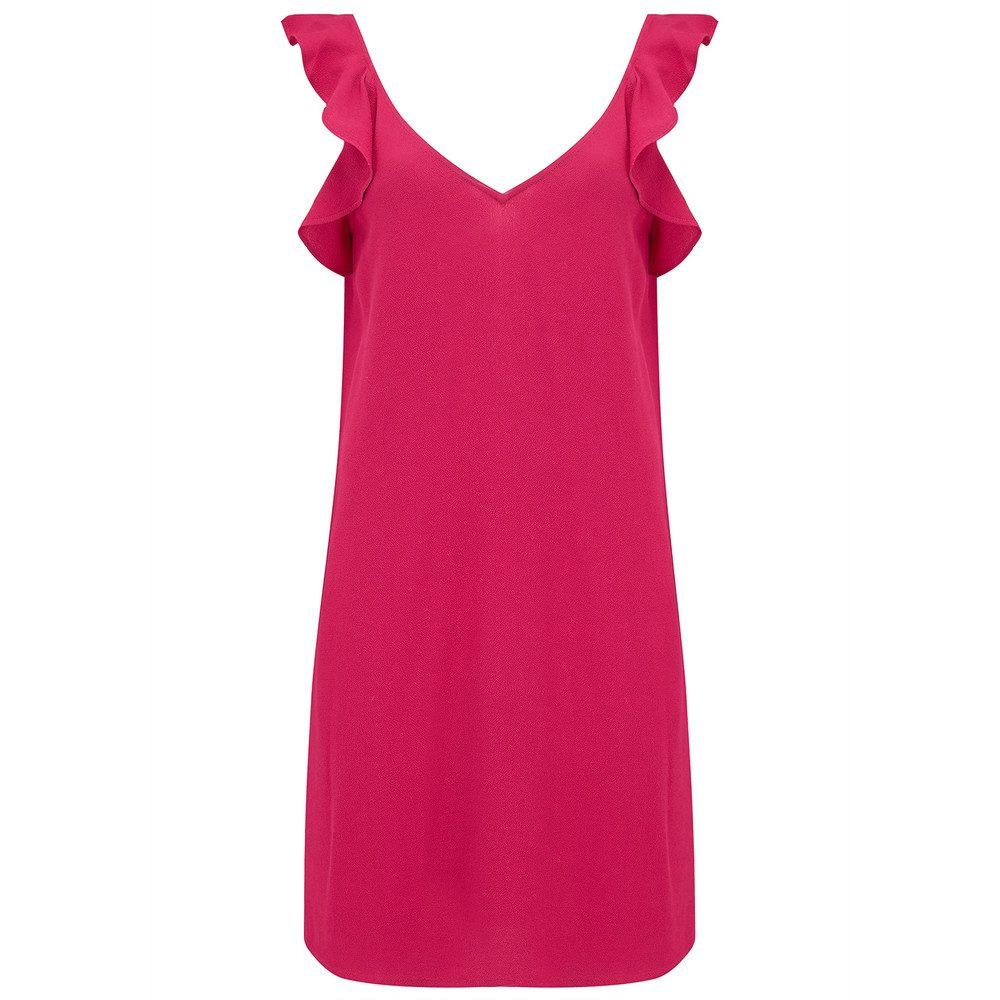 Tampa Dress - Raspberry