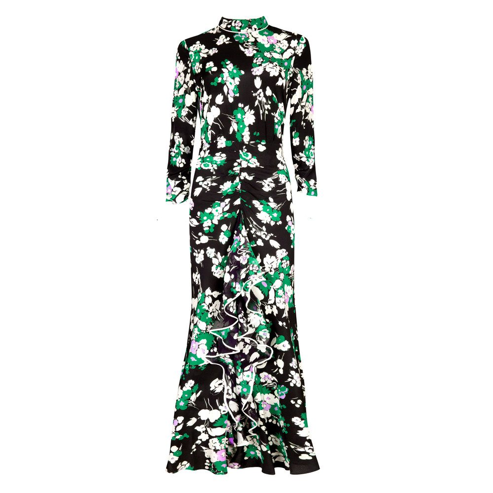 Lucy Dress - 30s Bunch Floral