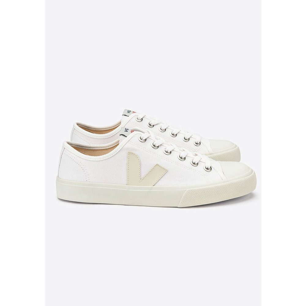 Wata Canvas Trainers - White Pierre