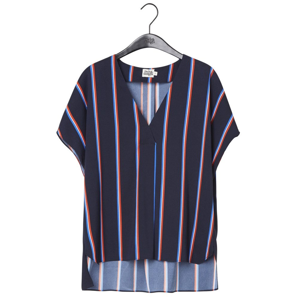 Tatiana Top - Small Stripe