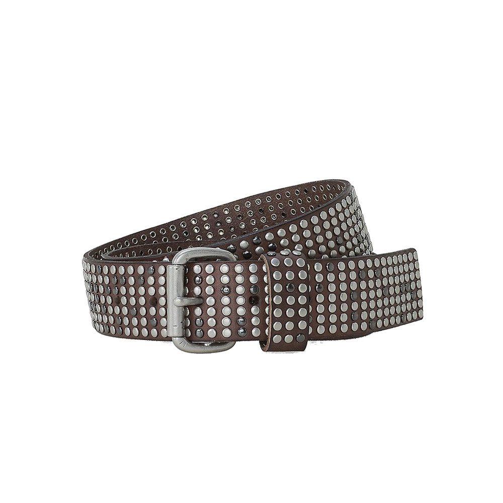 Studded Belt - Stone