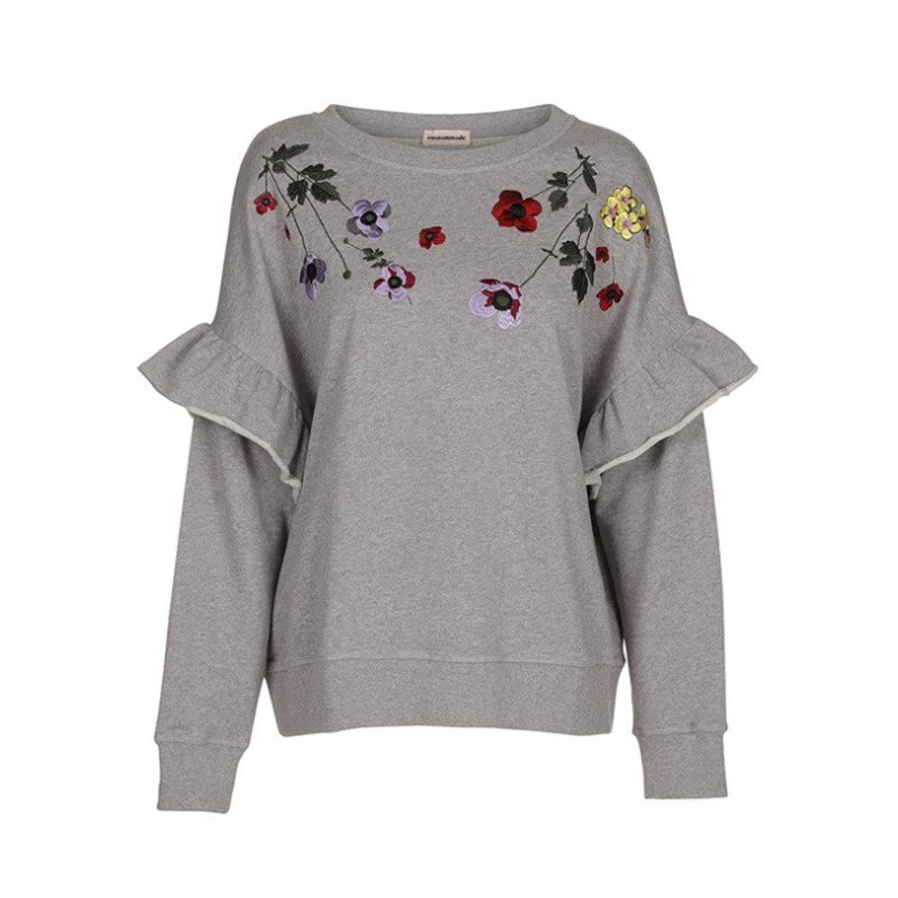Estel Sweater - Grey Melange