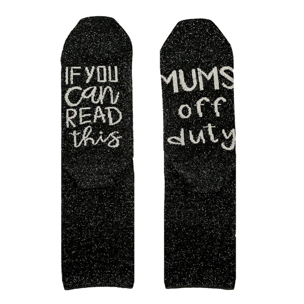 Sparkle Socks - Mum's Off Duty