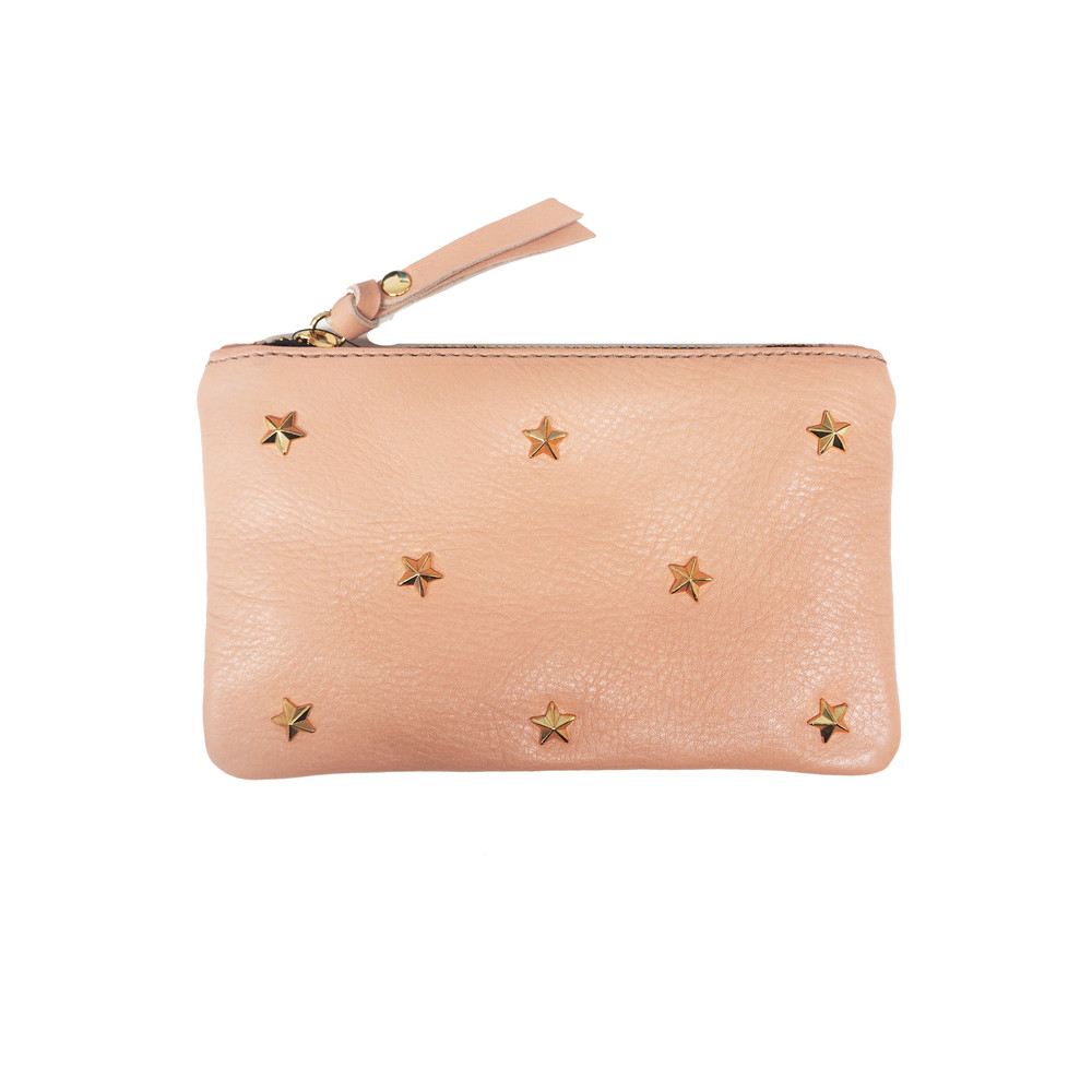 Star Pouch Wallet - Pink