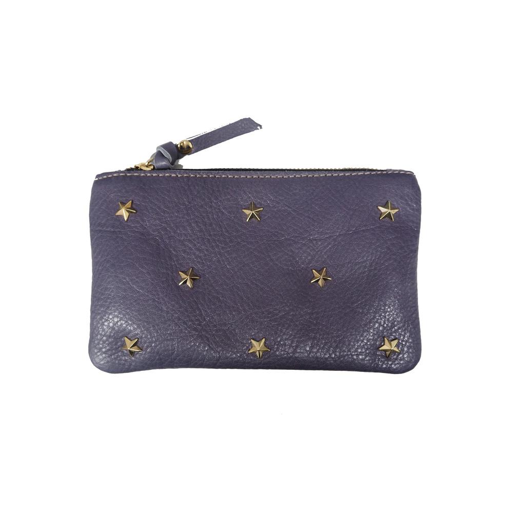 Star Pouch Wallet - Blue Jean