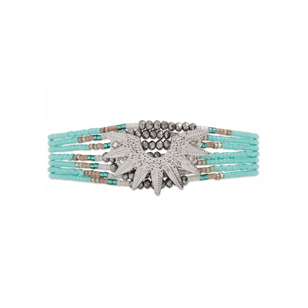 Marlowe Bracelet - Turquoise