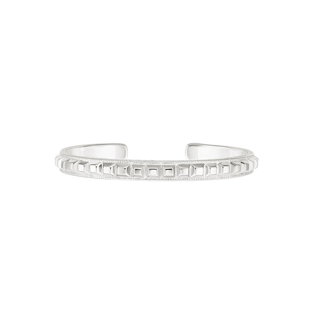 Strong Cuff - Silver
