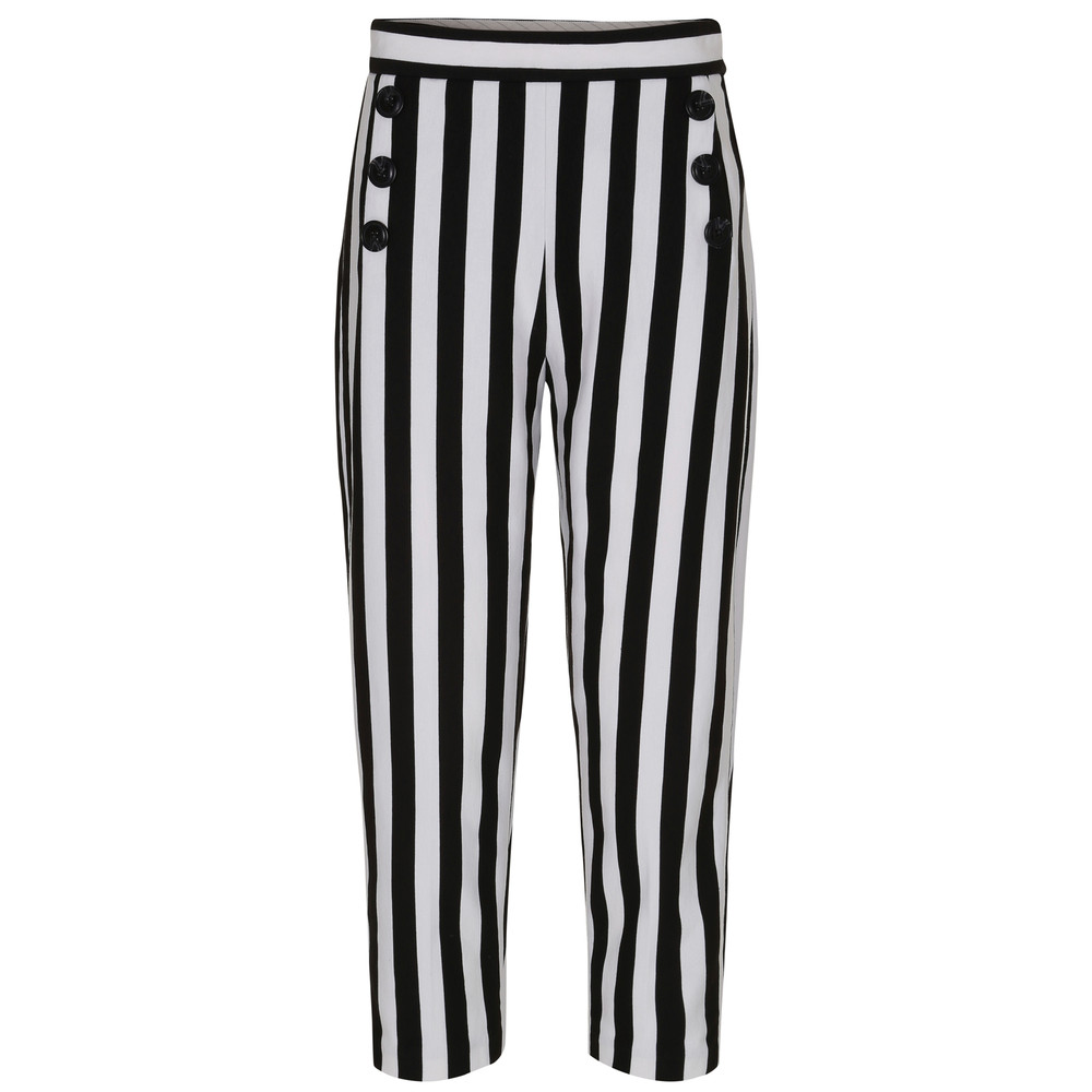 Day Nailed Trousers - Caviar