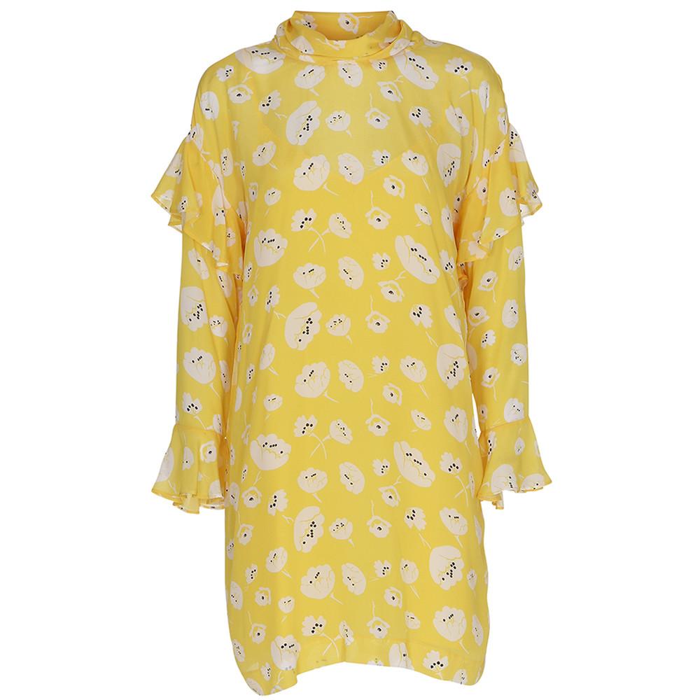 Kenzie Dress - Yarrow Yellow