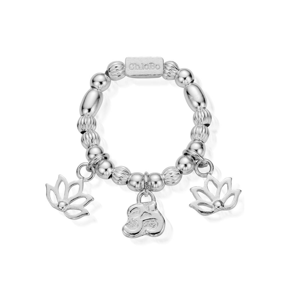 Cherabella Zen Ring - Silver