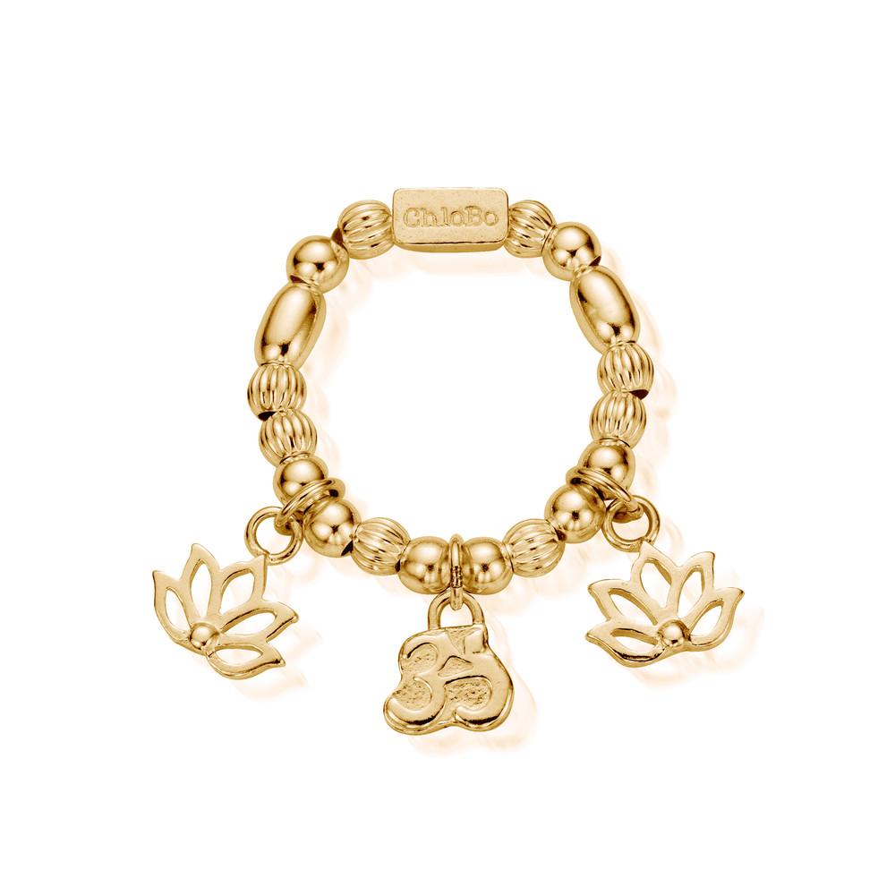Cherabella Zen Ring - Gold