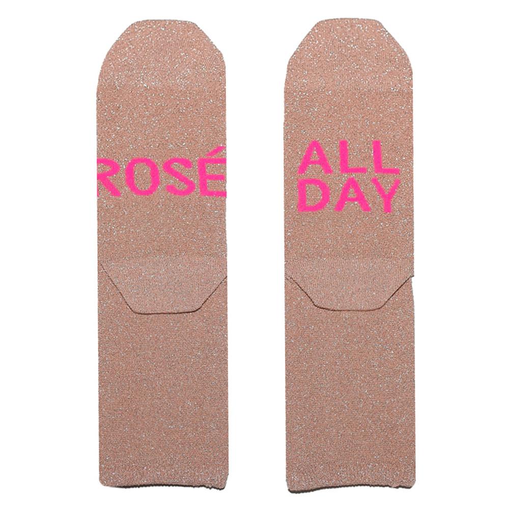 Sparkle Socks - Rose All Day