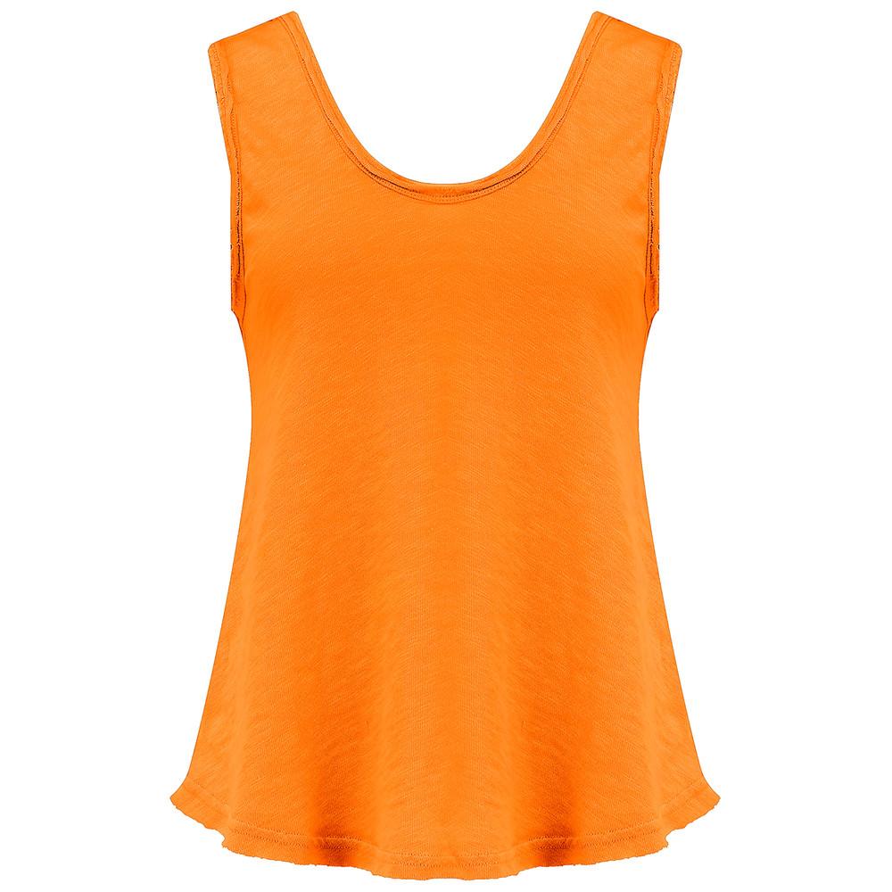 Sonoma Tank Top - Orange Juice