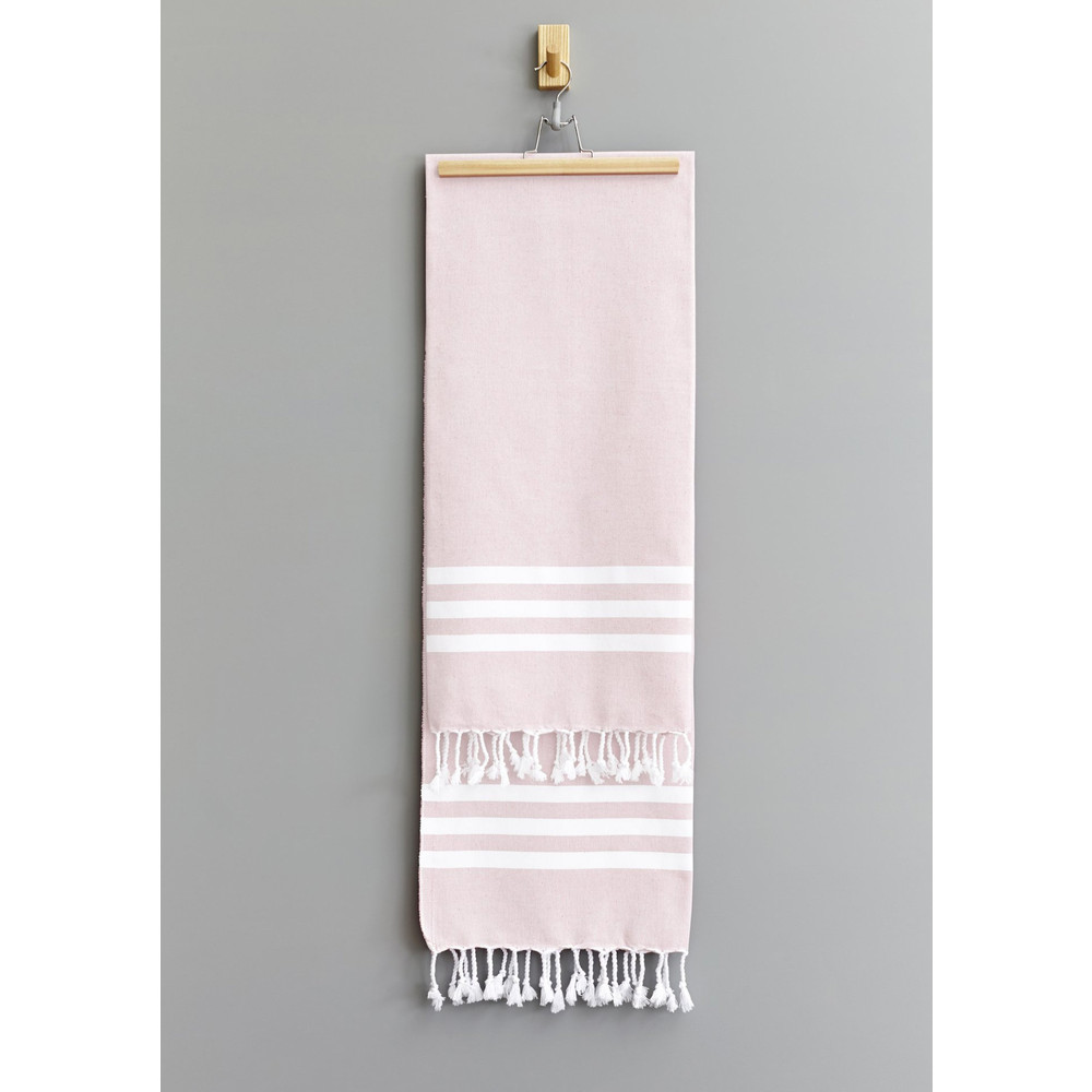 C'est Si Bon Esra Towel - Blush Pink