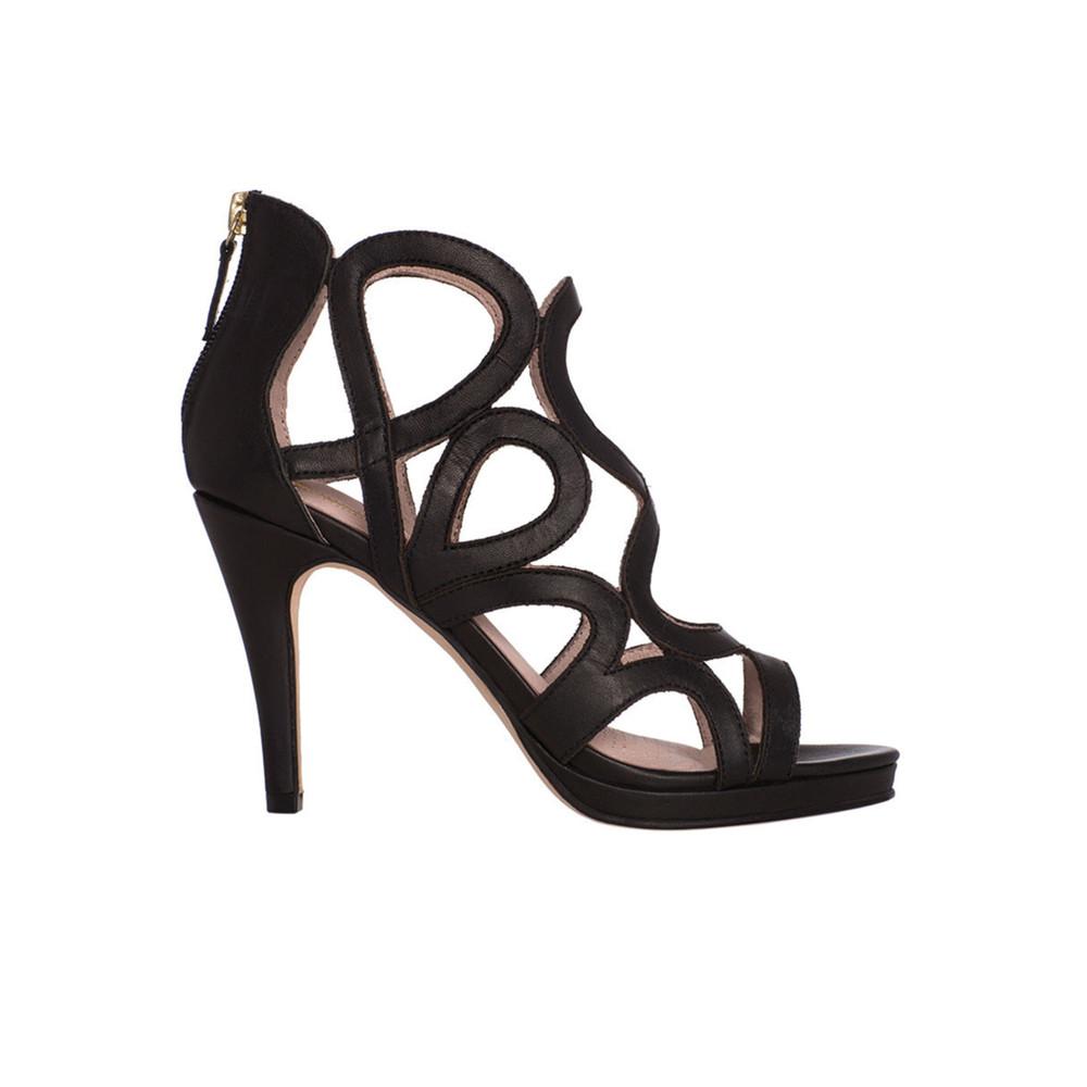 Redefined Suede Heels - Black
