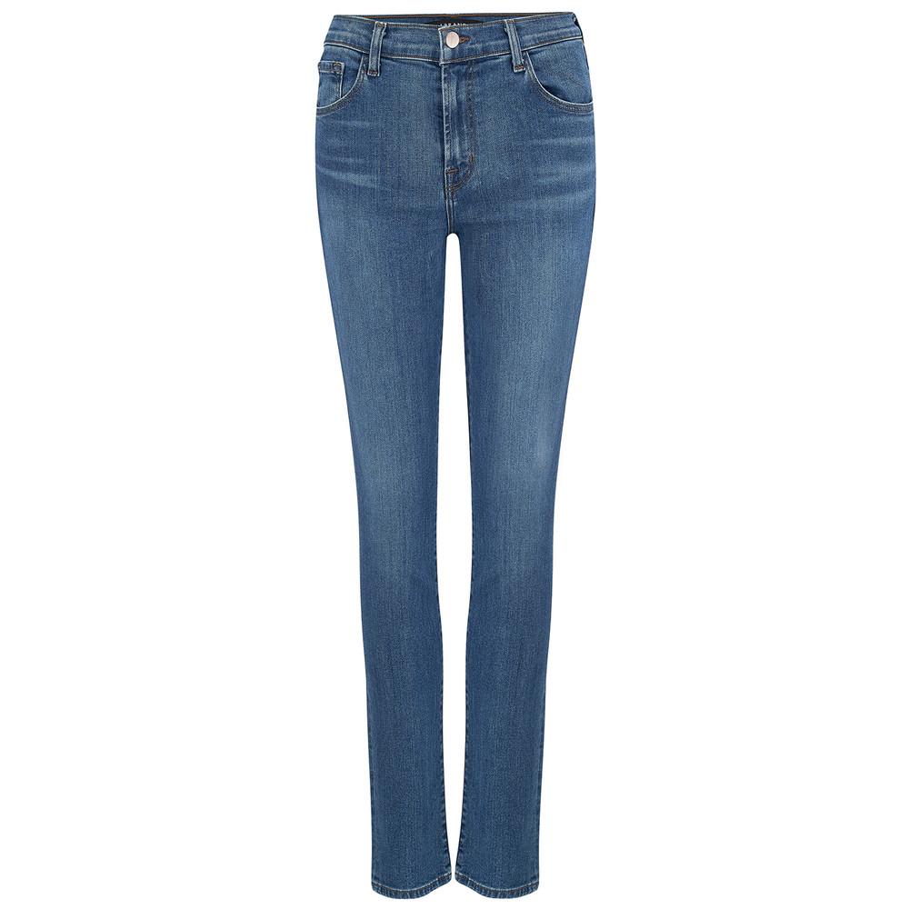 Ruby 30 High Rise Cigarette Leg Jeans - Lovesick