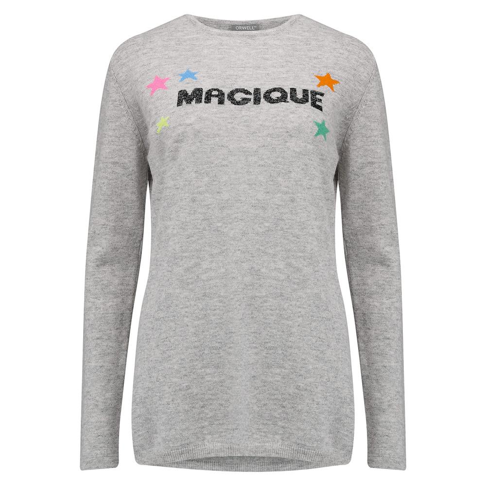 Magique Sweater - Grey