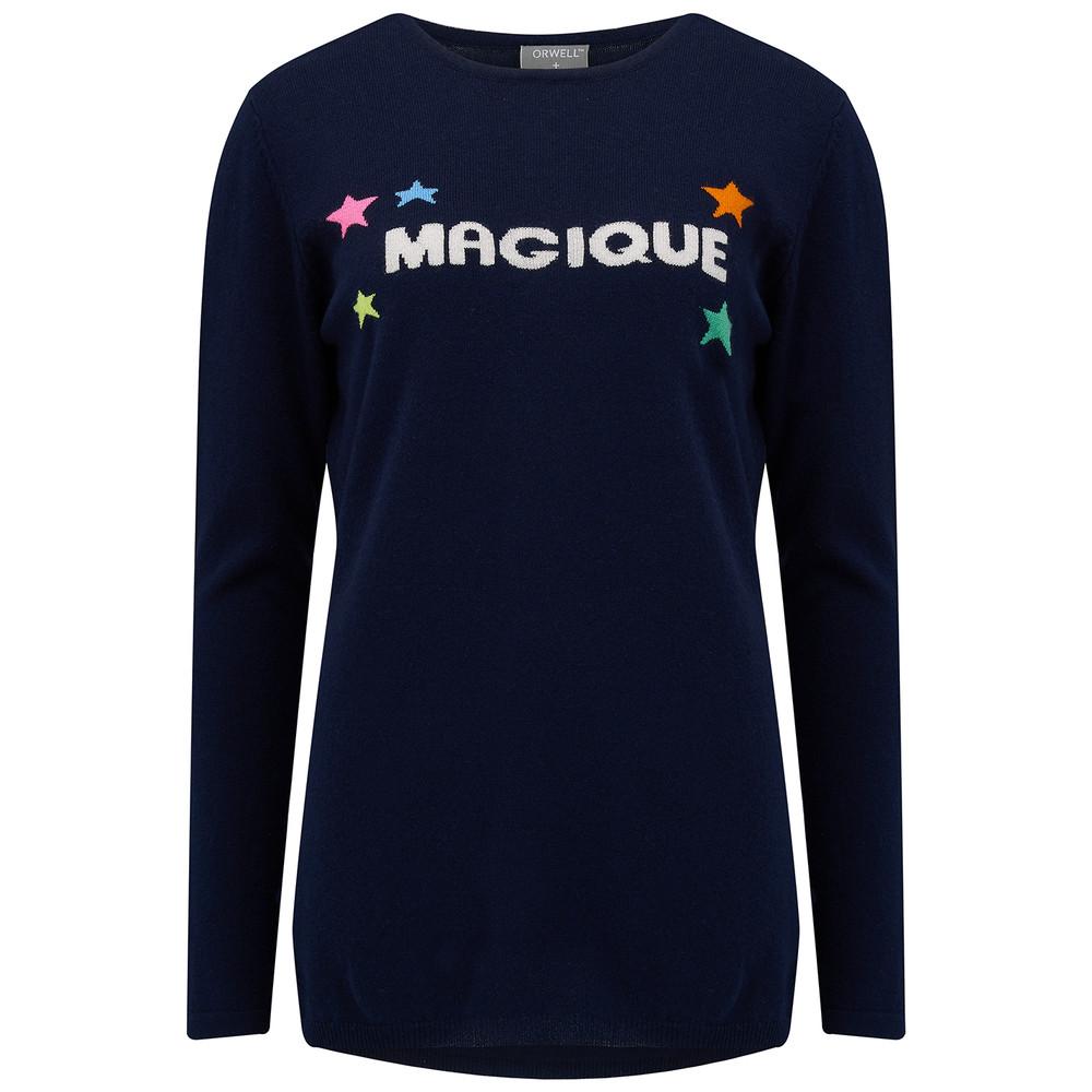Magique Sweater - Navy