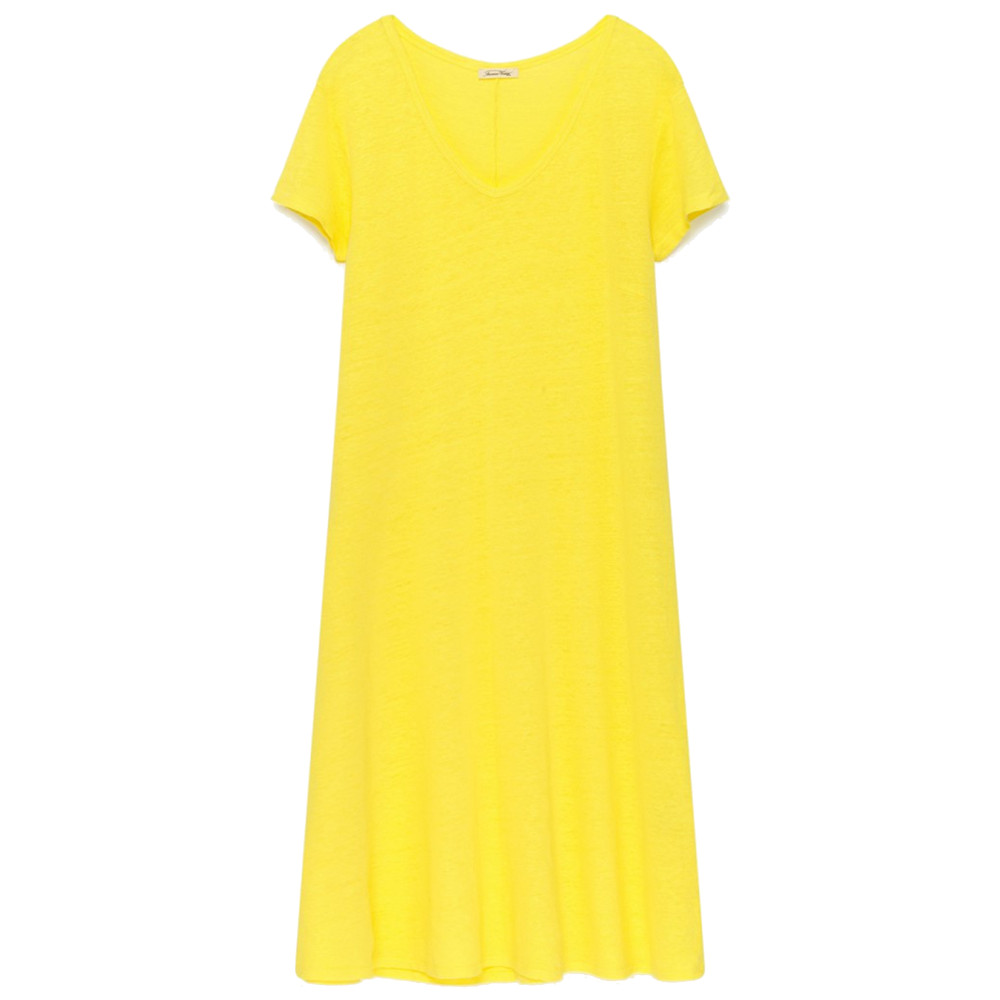 Lolosister Linen Dress - Spark