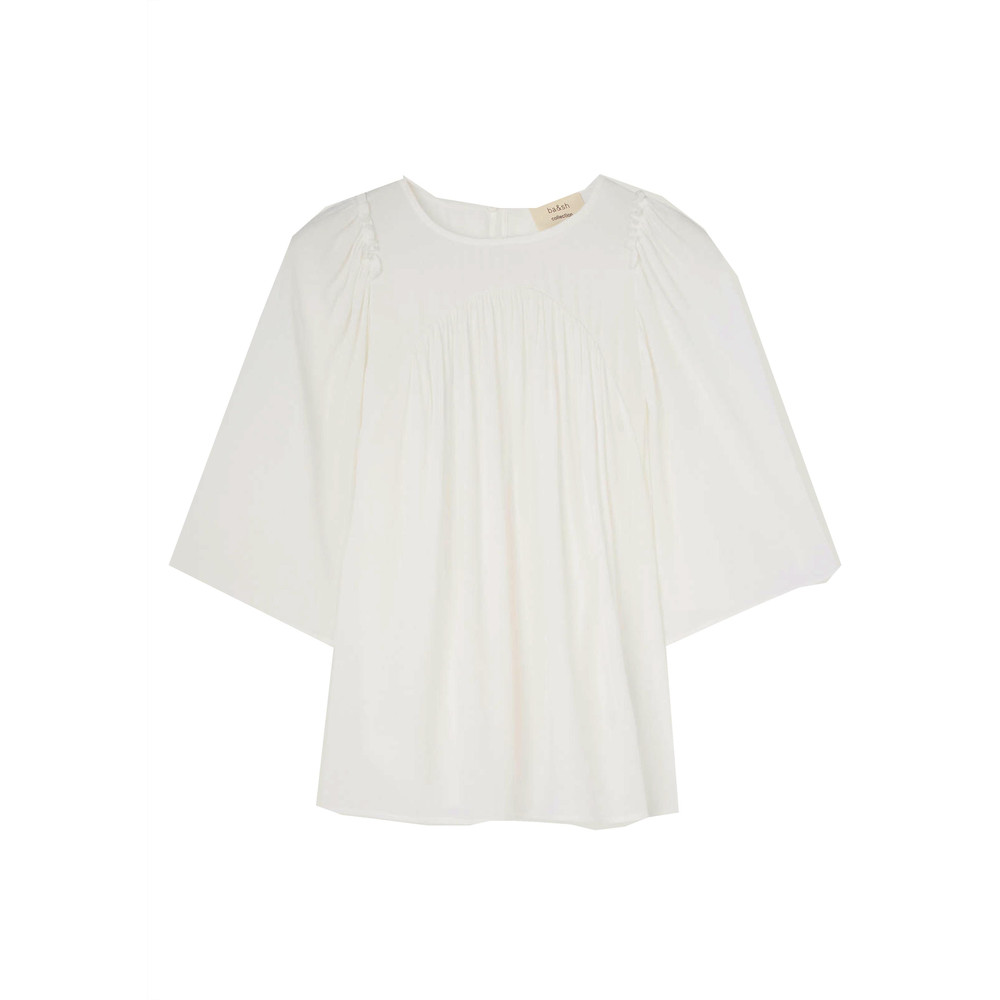 Feather Top - White