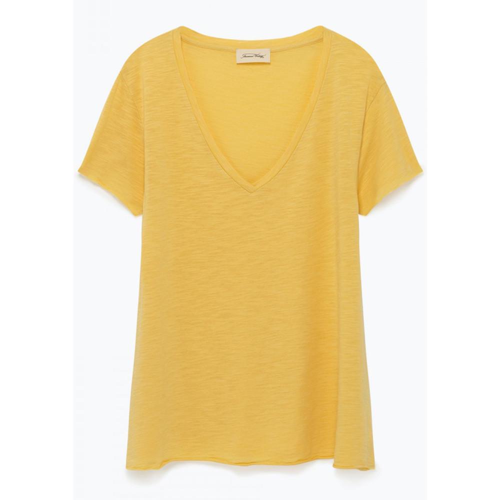 Jacksonville Short Sleeve T-Shirt - Gold