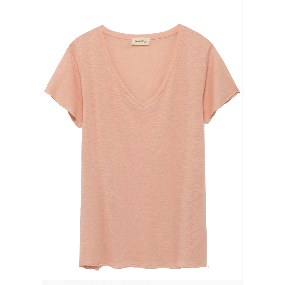 Jacksonville Short Sleeve T-Shirt - Blush