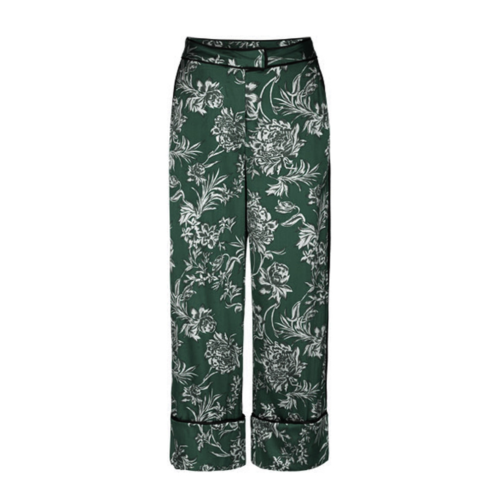 Day Cafe Trousers - Sycamore