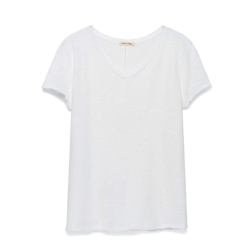 Sonoma Short Sleeve Tee - White