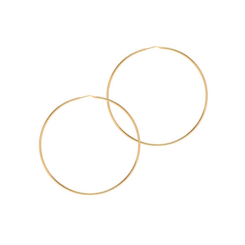 La Chica Latina Earrings - Gold