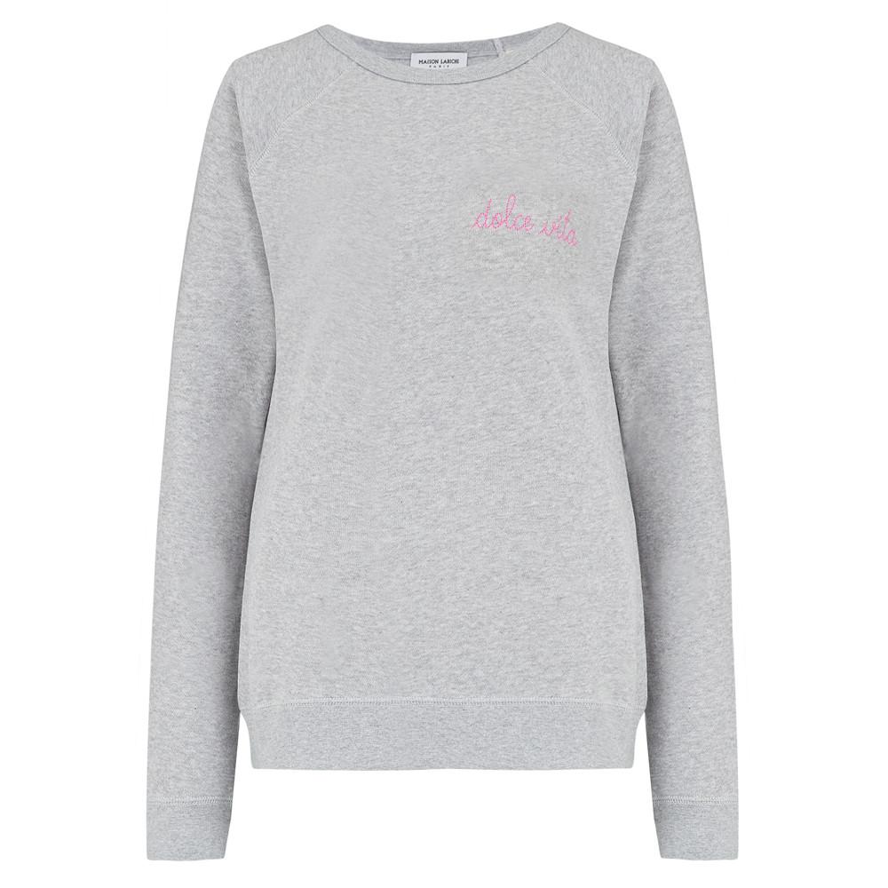Dolce Vita Sweater - Heather Grey