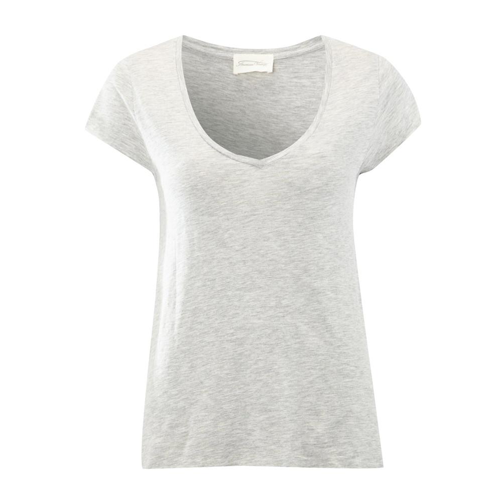 Jacksonville Short Sleeve T-shirt - Polar Melange