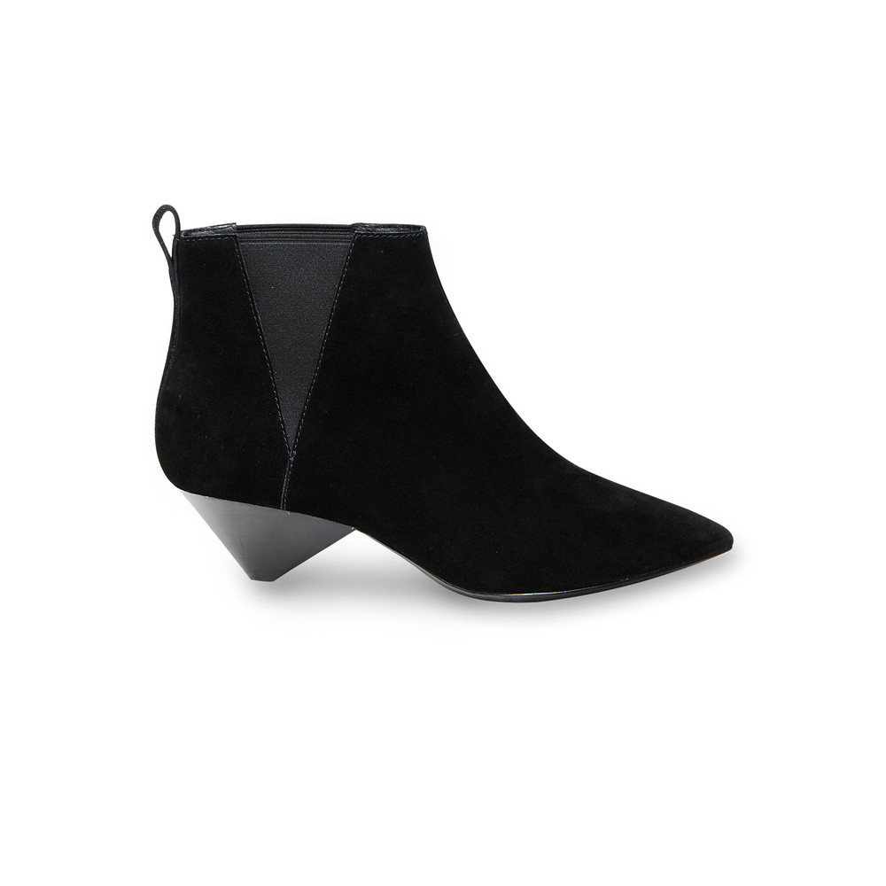 Cosmos Suede Boot - Black