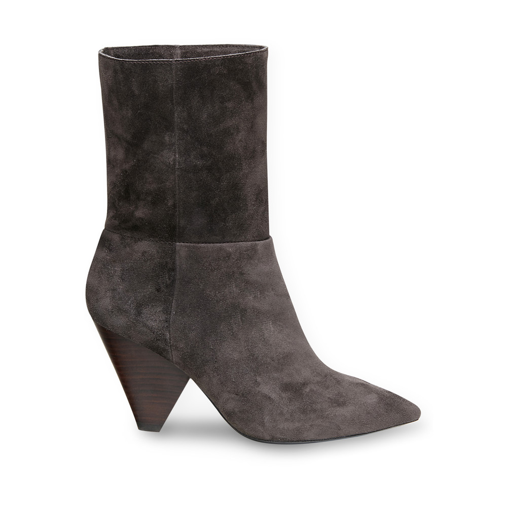 Doll Suede Boots - Africa