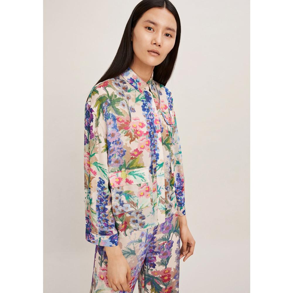 Ilona Shirt AOP - Fiore