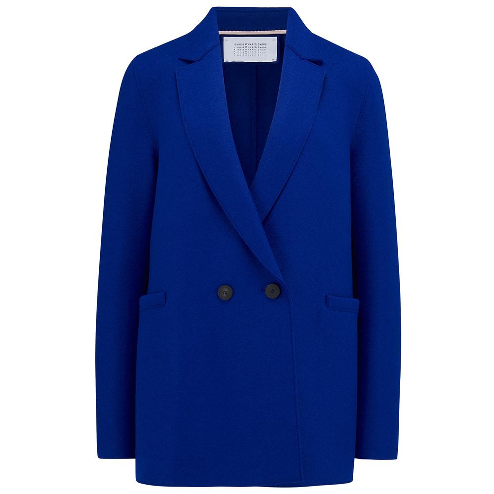 Boxy Blazer - Bright Blue