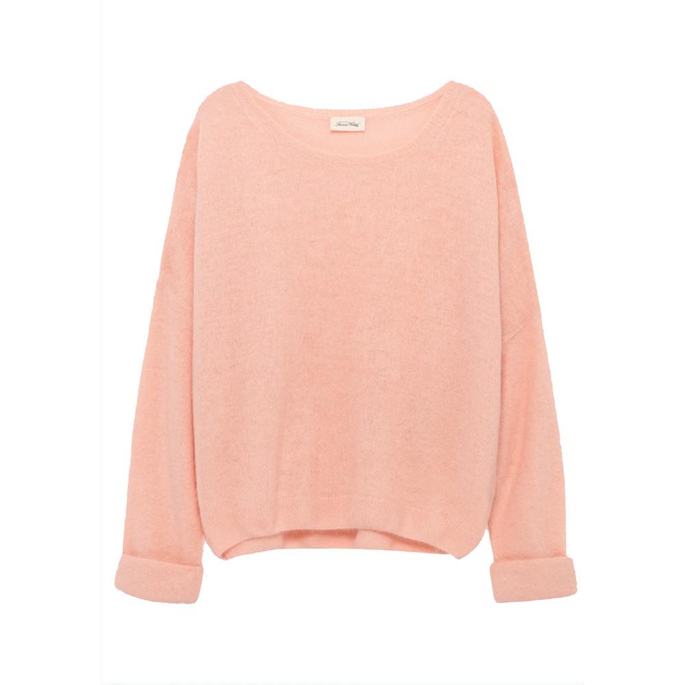 Mitibird Pullover - Blush