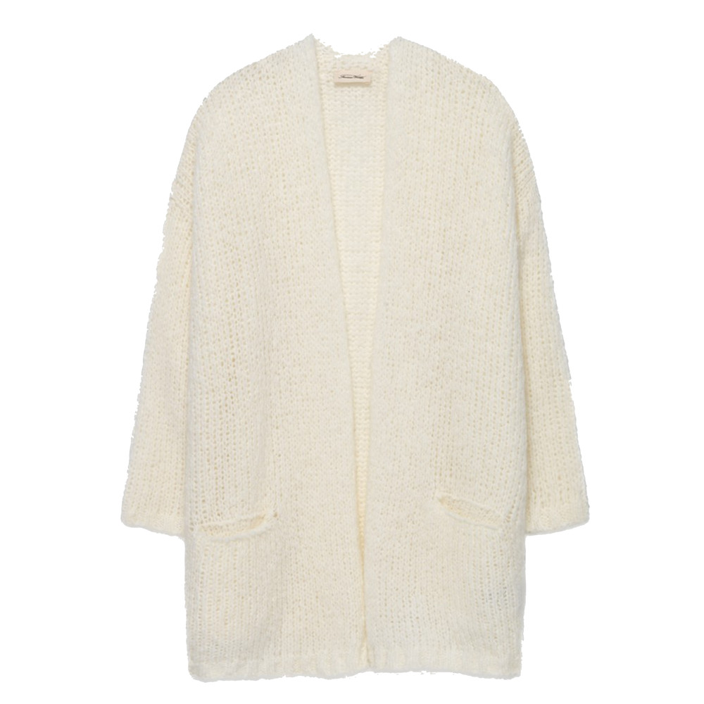 Boolder Cardigan - Mother Of Pearl