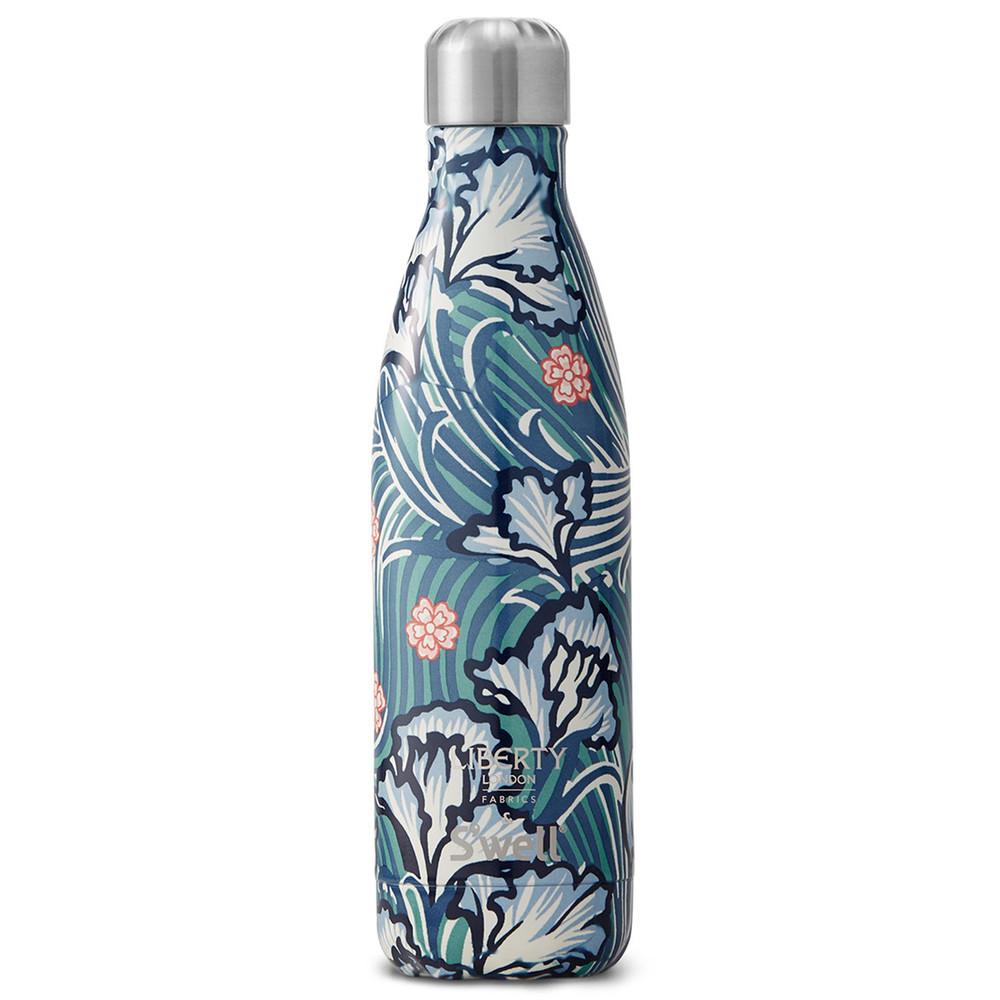 Liberty Fabric 17oz Water Bottle - Kyoto
