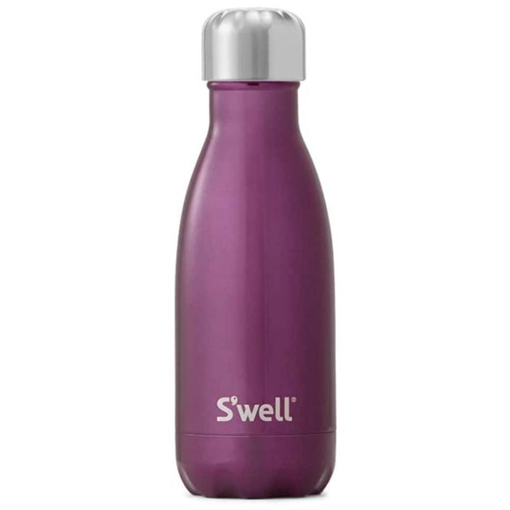 The Glitter 9oz Water Bottle - Sangria