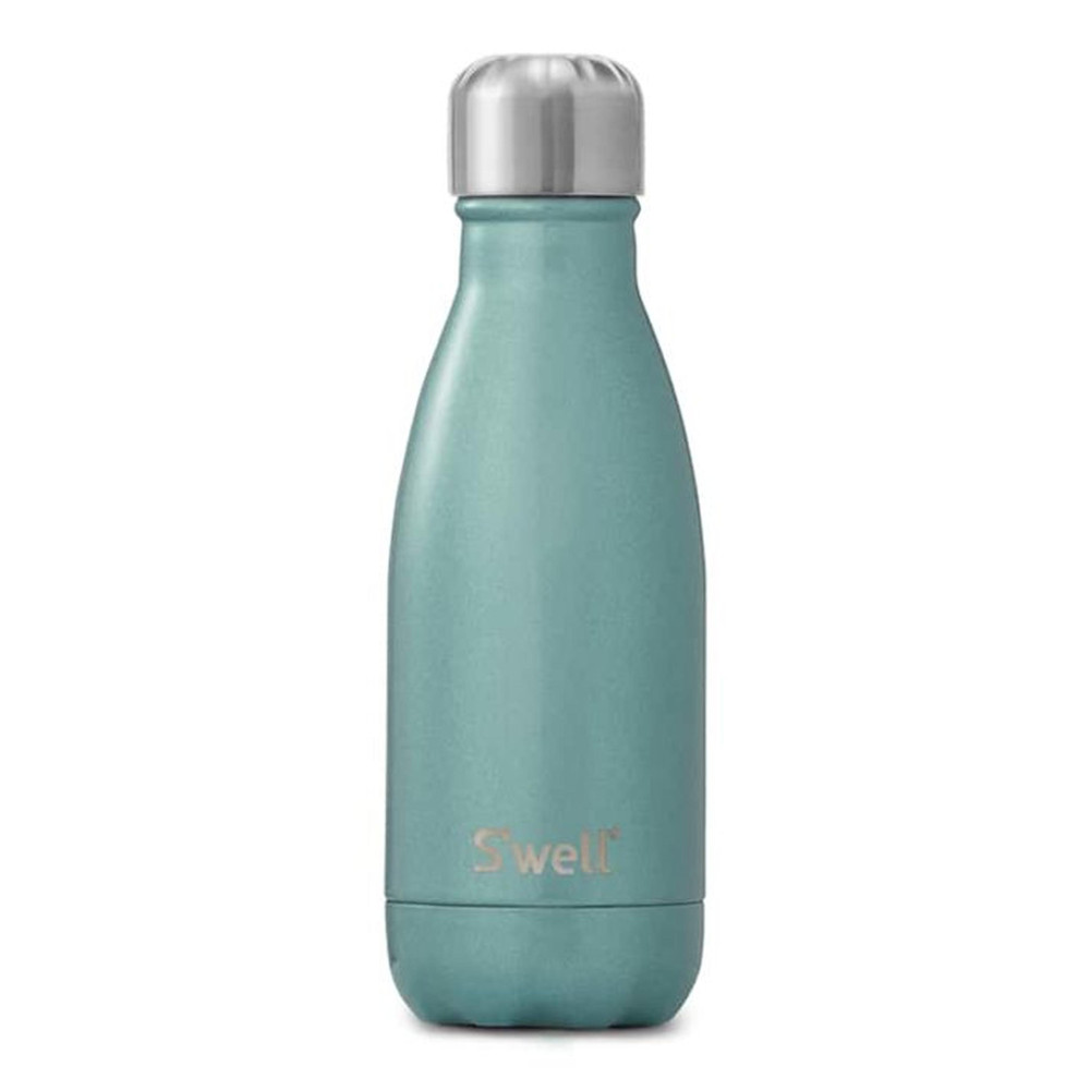 The Glitter 9oz Water Bottle - Sweet Mint