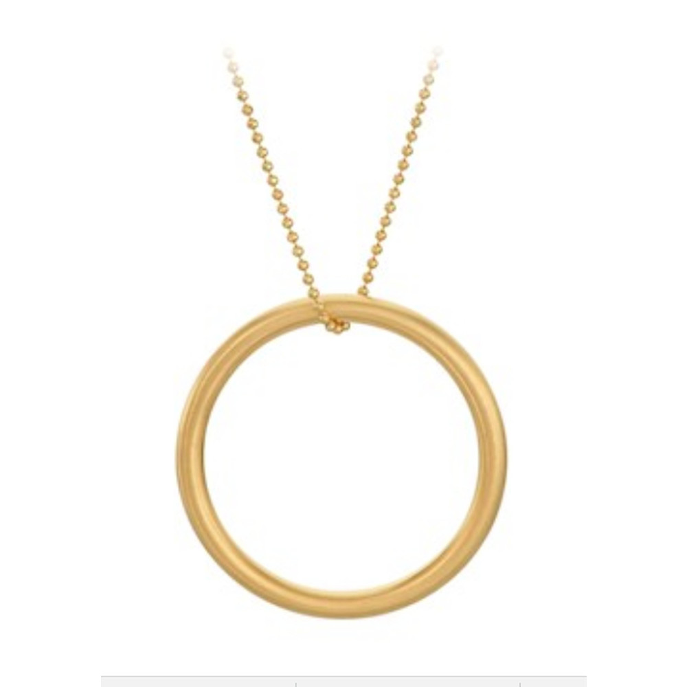 Alpha Necklace - Gold